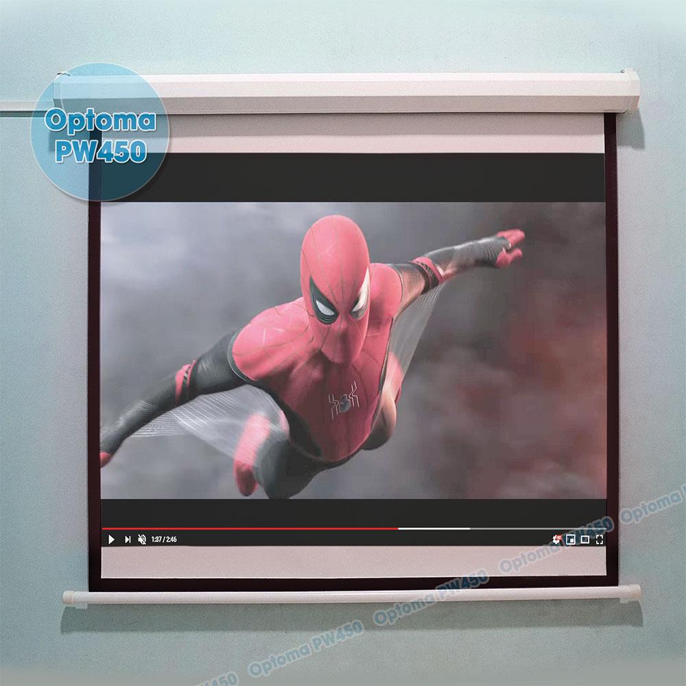 Máy chiếu phim HD Optoma PW450