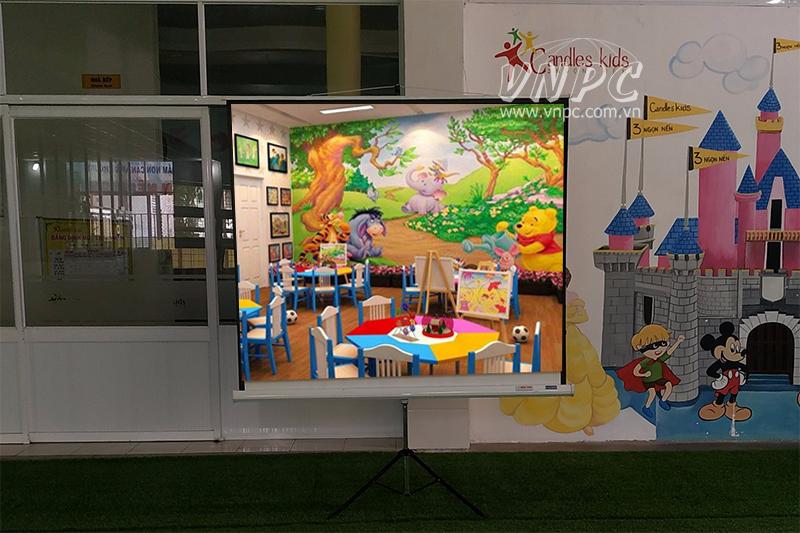 Tư vấn máy chiếu dưới 10 triệu đồng cho lớp học ở Hà Nội