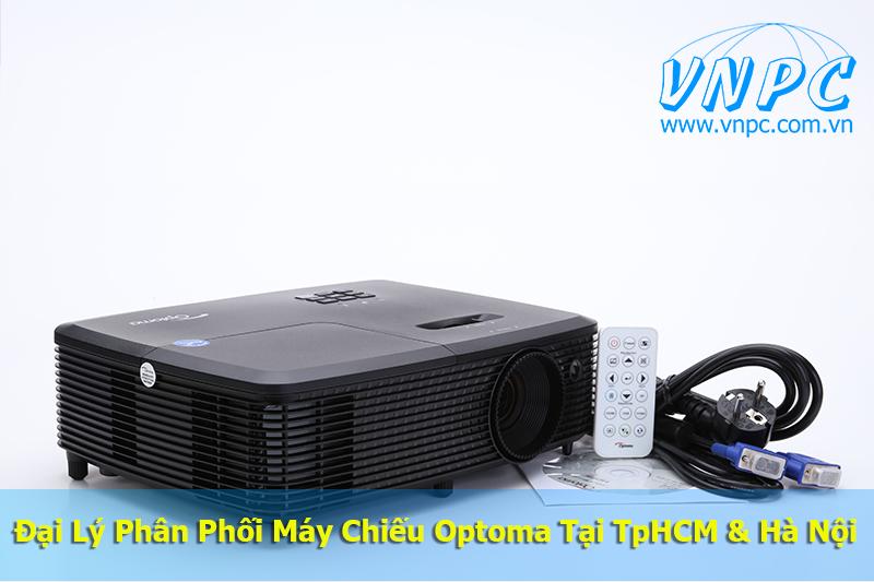 Đại Lý Phân Phối Máy Chiếu Optoma Tại TpHCM & Hà Nội