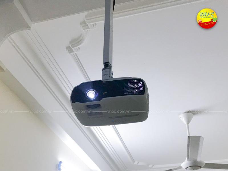 VNPC lắp đặt máy chiếu ViewSonic PA502XP
