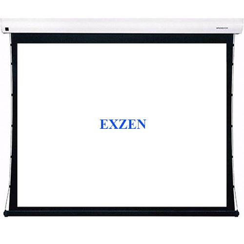 Màn chiếu điện Tab Tension 100 inch 4:3 chính hãng Exzen