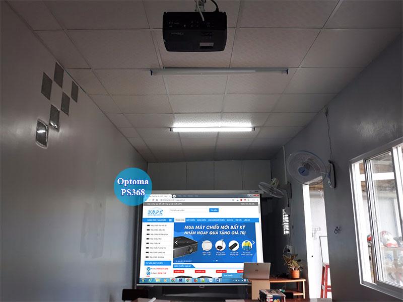 Máy chiếu Optoma PS368 cho văn phòng