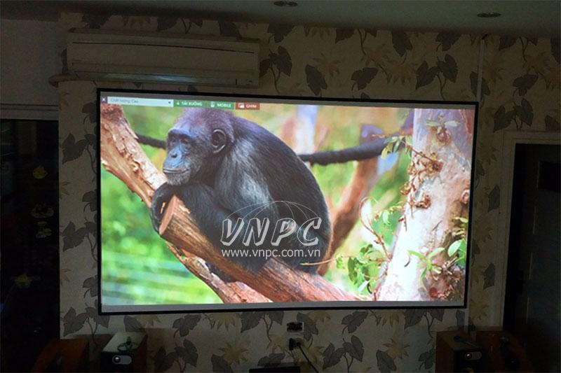 Xem phim gia đình nên chọn Panasonic PT-VX610 hay Optoma PW450?