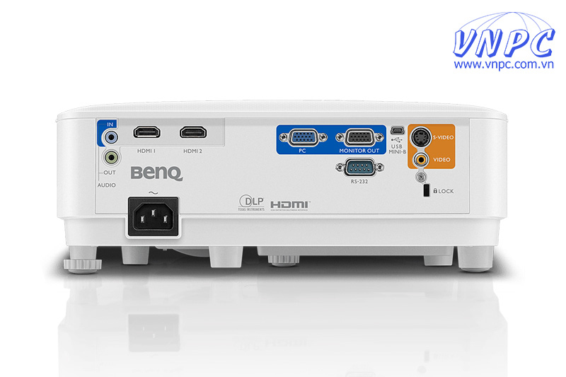 Cổng tín hiệu máy chiếu BenQ MW550