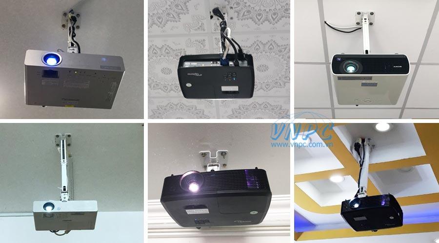 Dịch vụ lắp đặt máy chiếu & màn chiếu chuyên nghiệp