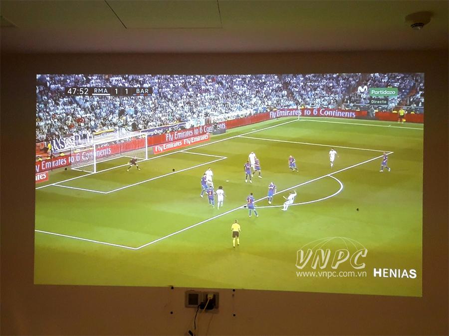 Lắp đặt máy chiếu Full HD BenQ TH683 tại Q.Nam Từ Liêm