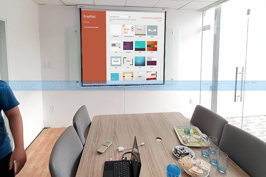 Máy chiếu văn phòng tốt giá rẻ cho phòng họp đáng mua nhất 2019