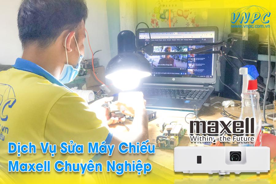 Sửa chữa máy chiếu Maxell chuyên nghiệp