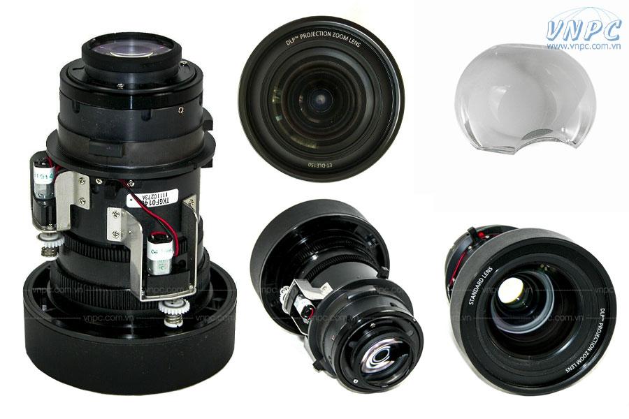 Cấu tạo ống lens máy chiếu