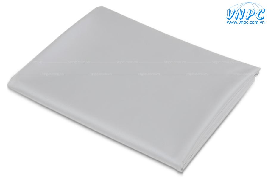 Vải màn chiếu xám dùng làm màn chiếu khung