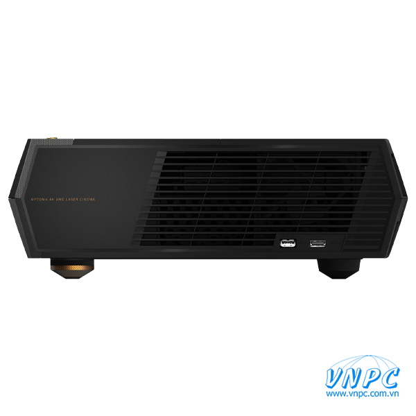 Optoma P1 máy chiếu siêu gần công nghệ Laser độ phân giải 4K