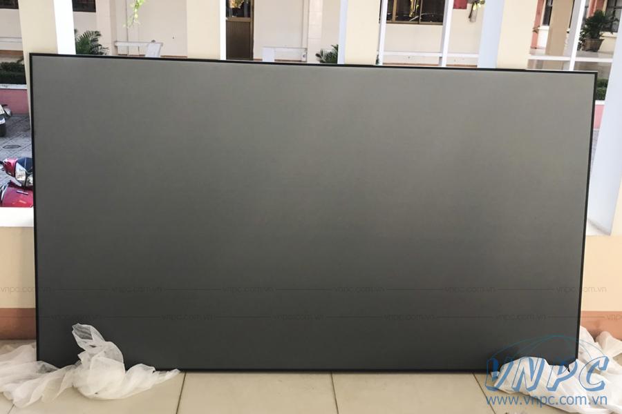 màn chiếu vải xám dạng khung cố định VNPC cung cấp