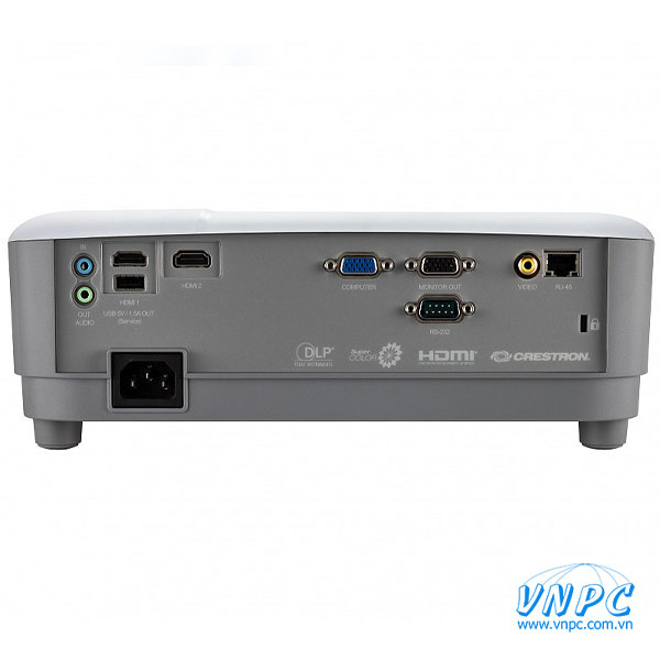 ViewSonic PG707X độ phân giải XGA