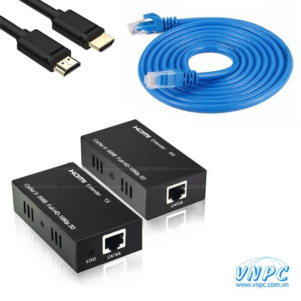 Bộ nối cáp HDMI khuyếch đại tín hiệu HDMI