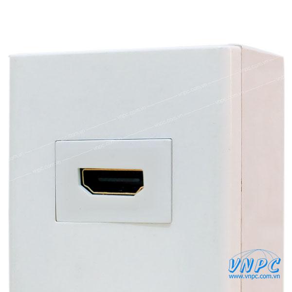 Bộ wallplate 2 cổng HDMI-Audio
