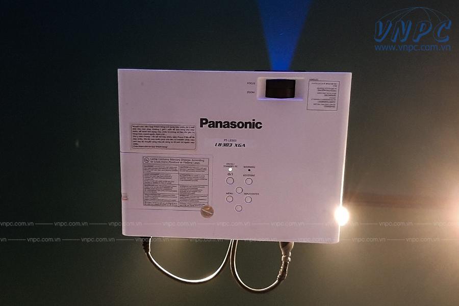 lắp đặt máy chiếu Panasonic PT-LB303