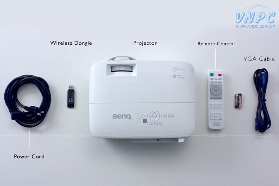 BenQ EX800ST và BenQ EW800ST