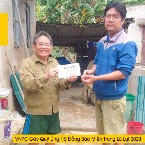 VNPC chương trình Gây Quỹ Ủng Hộ Đồng Bào Miền Trung