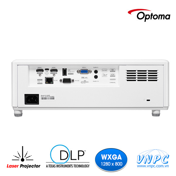 Optoma ZW400