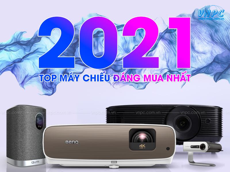Top máy chiếu đáng mua nhất đầu năm 2021