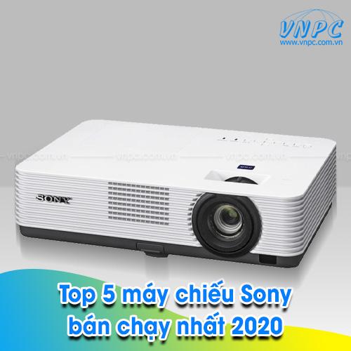 Top 5 máy chiếu Sony giá rẻ bán chạy nhất 2020
