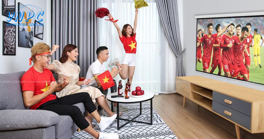 máy chiếu gia đình tốt giá rẻ Full HD 3D 4K đáng mua nhất 2021