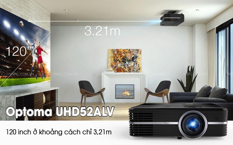 Optoma UHD52ALV