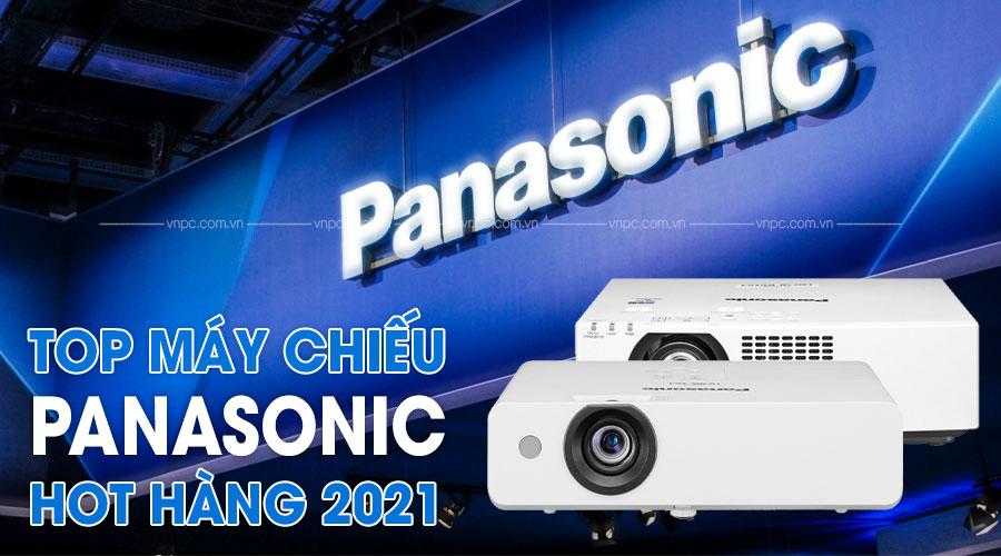 Top máy chiếu Panasonic Hot hàng nhất 2021 thị trường Việt Nam
