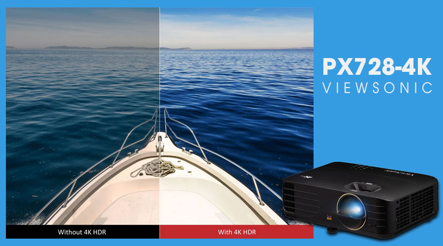 ViewSonic PX728-4K